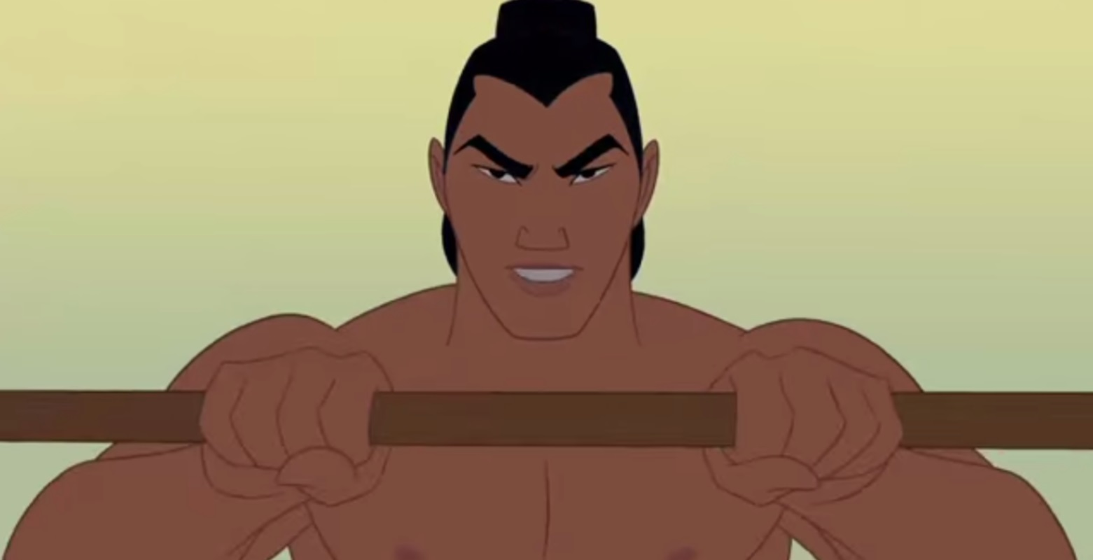 Uncategorized Mulan And Shang queer coded shang disneys mulan just add color