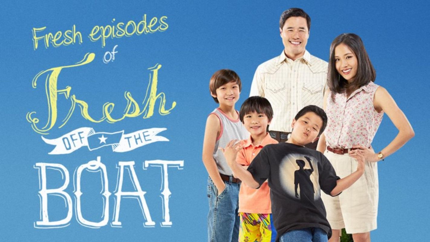 Resultado de imagem para Fresh Off The Boat season 2