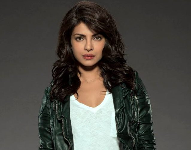 Priyanka Chopra as Alex Parrish in Quantico. (ABC)