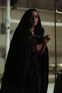 "SLEEPY HOLLOW: Pandora (Sannyn Sossamon) in the ""Blood & Fear"" episode of SLEEPY HOLLOW airing Thursday, Oct. 15 (9:00-10:00 PM ET/PT) on FOX. ©2015 Fox Broadcasting Co. CR: Carin Baer/FOX"