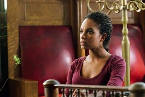 """SLEEPY HOLLOW: L-R: Lyndie Greenwood in the """"The Sister Mills"""" episode of SLEEPY HOLLOW airing Thursday, Oct. 22 (9:00-10:00 PM ET/PT) on FOX. ©2015 Fox Broadcasting Co. CR: Tina Rowden/FOX"""