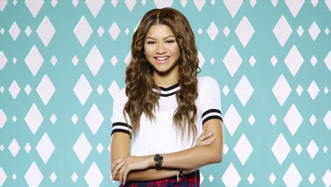 "K.C. UNDERCOVER - Disney Channel's ""K.C. Undercover"" stars Zendaya as K.C. Cooper. (Disney Channel/Craig Sjodin)"