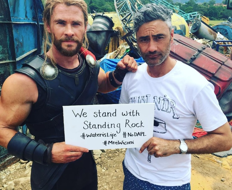 Photo: Chris Hemsworth/Instagram