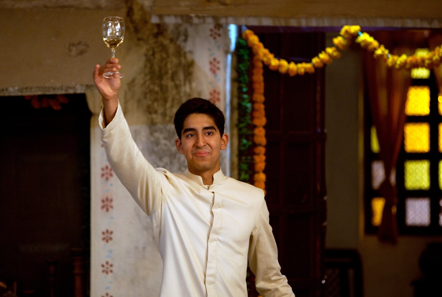 Dev Patel in The Best Exotic Marigold Hotel. (Twentieth Century Fox/IMDB)