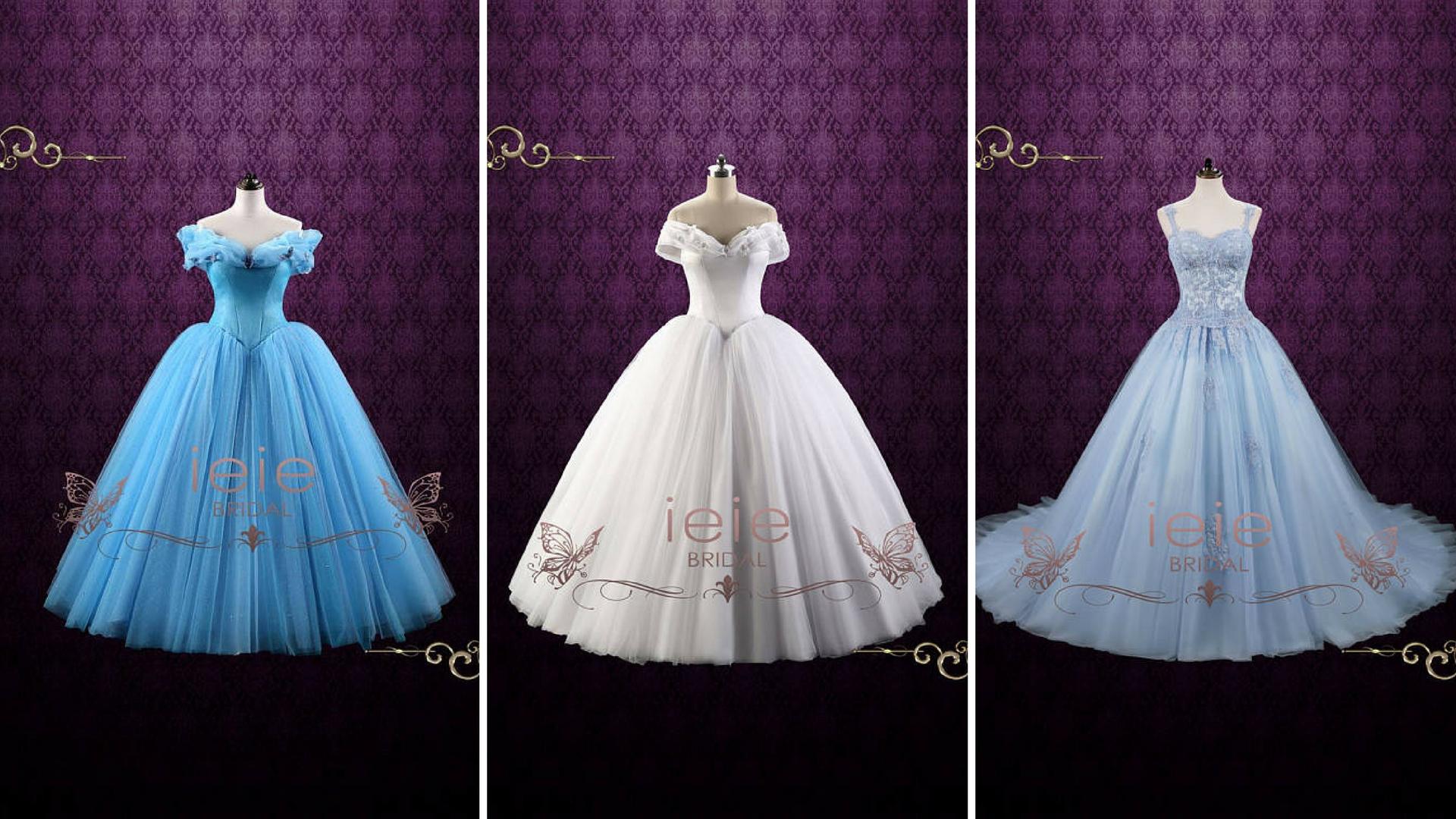 Cinderella Wedding Dresses 3