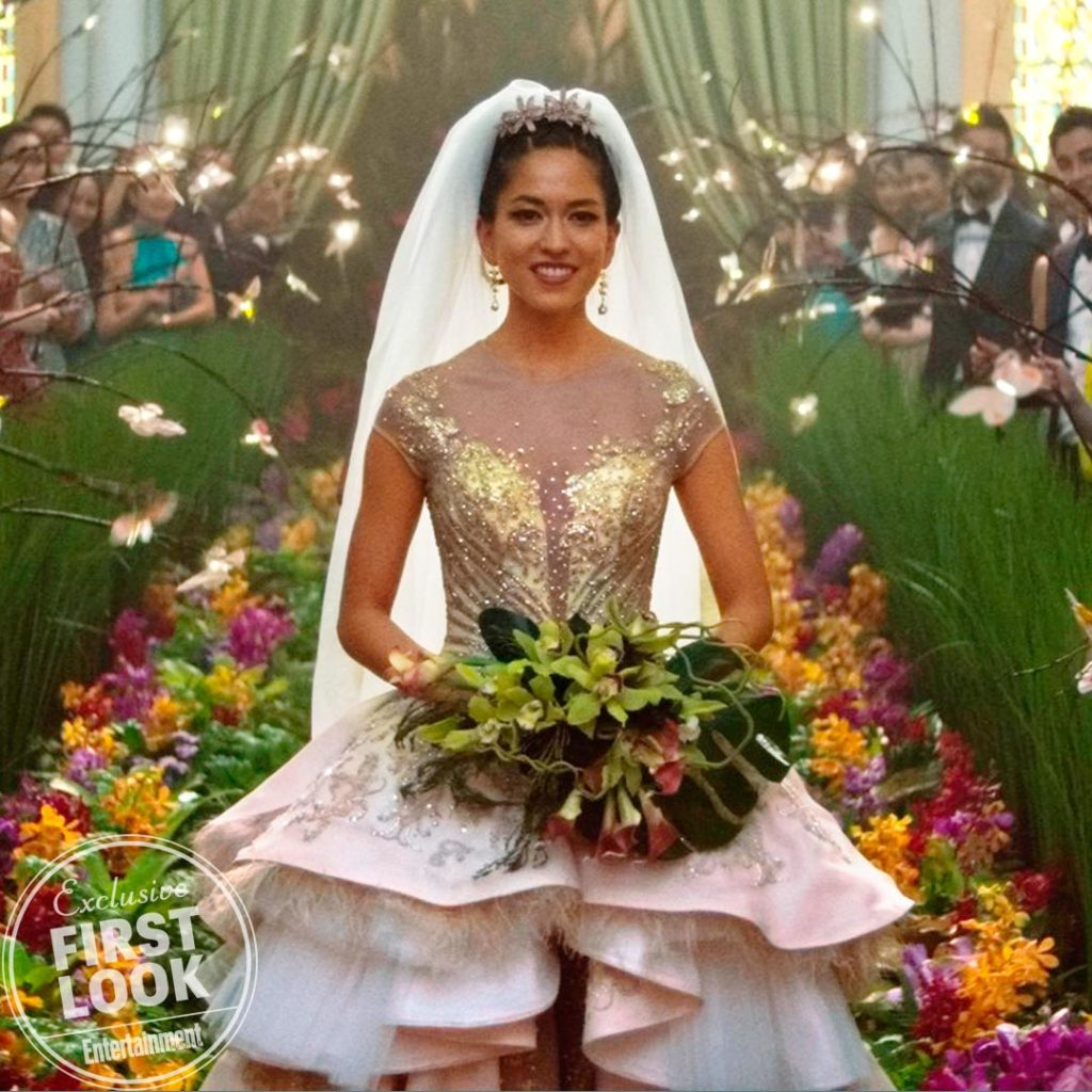 Crazy Rich Asian Fashion As Shown In Quot Crazy Rich Asians