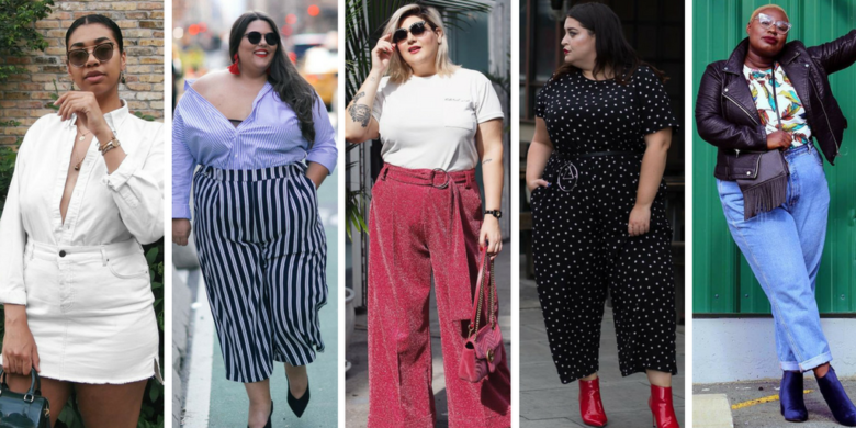5 minimalist plus size fashion bloggers you should know - JUST ADD COLOR