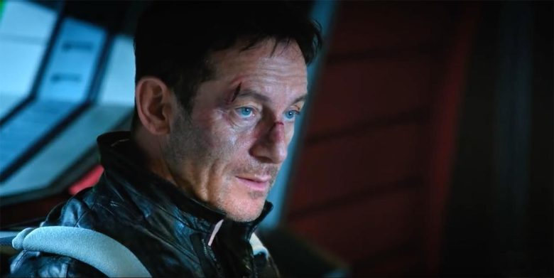 "Jason Isaacs in ""Star Trek Discovery."" (CBS)"