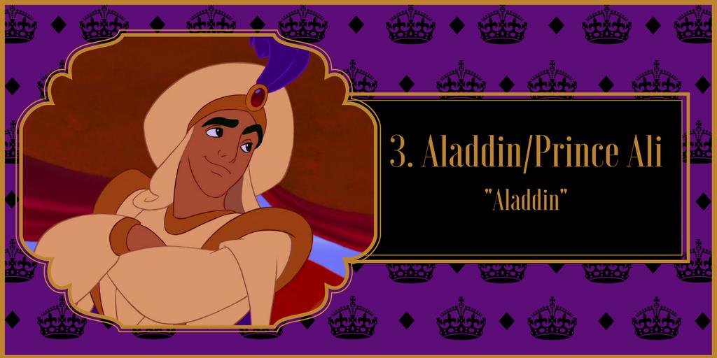 """Aladdin/Prince Ali, """"Aladdin"""""""