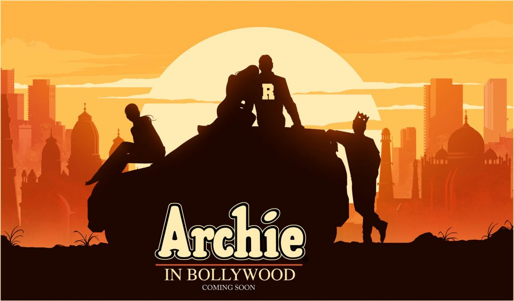 Teaser image for Archie in Bollywood
