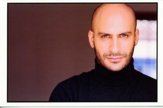 Photo of Michael Benyaer.