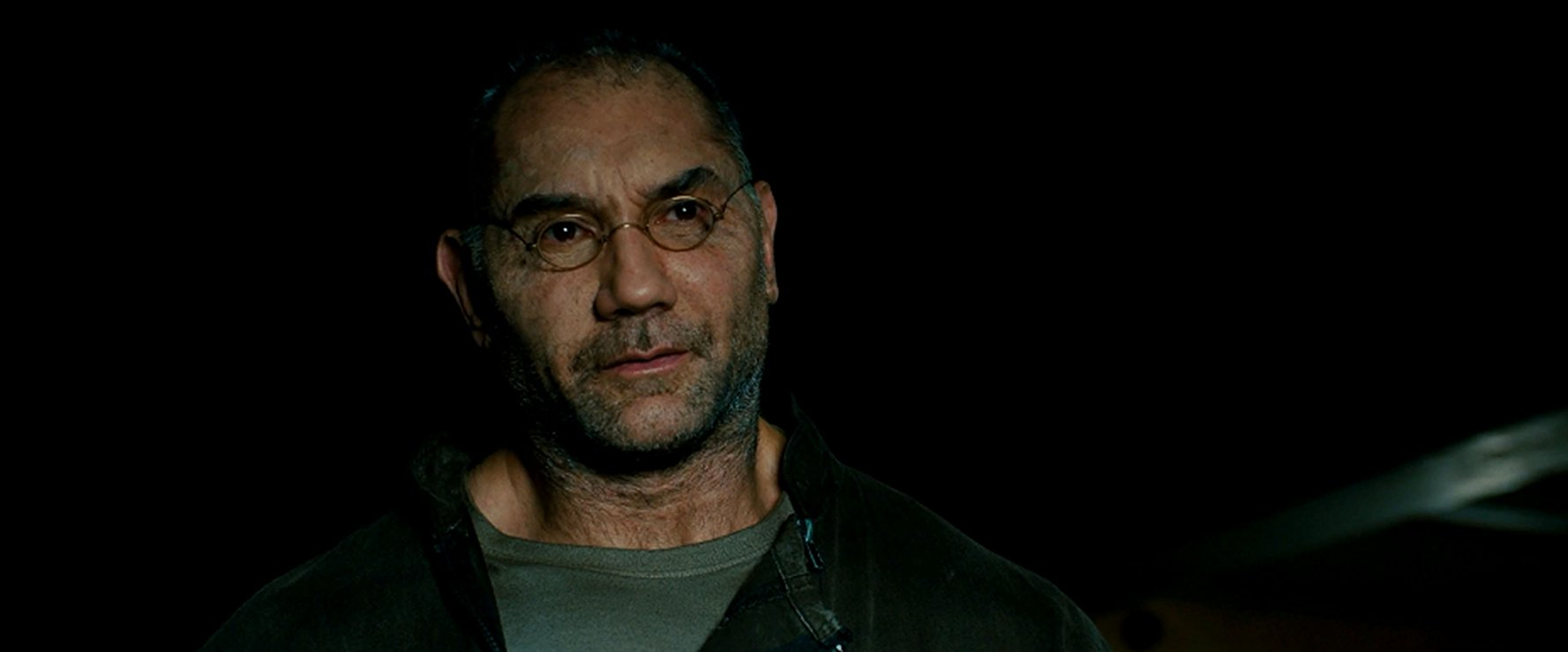 Dave Bautista as Sapper Morton.