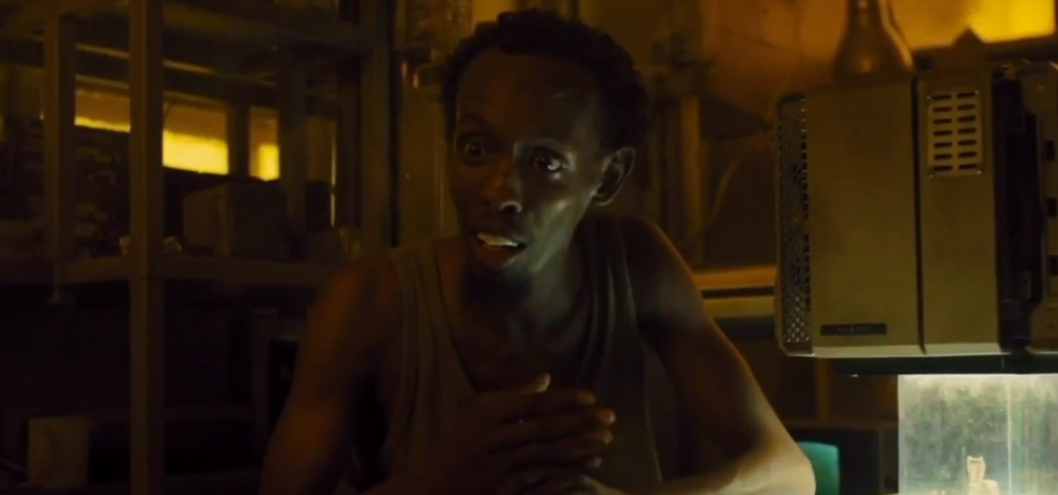 Barkhad Abdi as Doc Badger