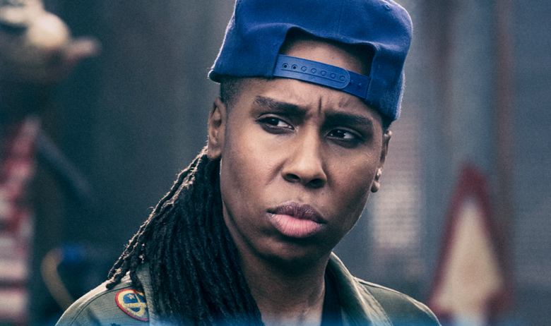 Lena Waithe in Ready Player One