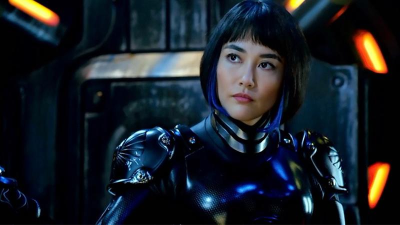 Rinko Kikuchi as Mako Mori.