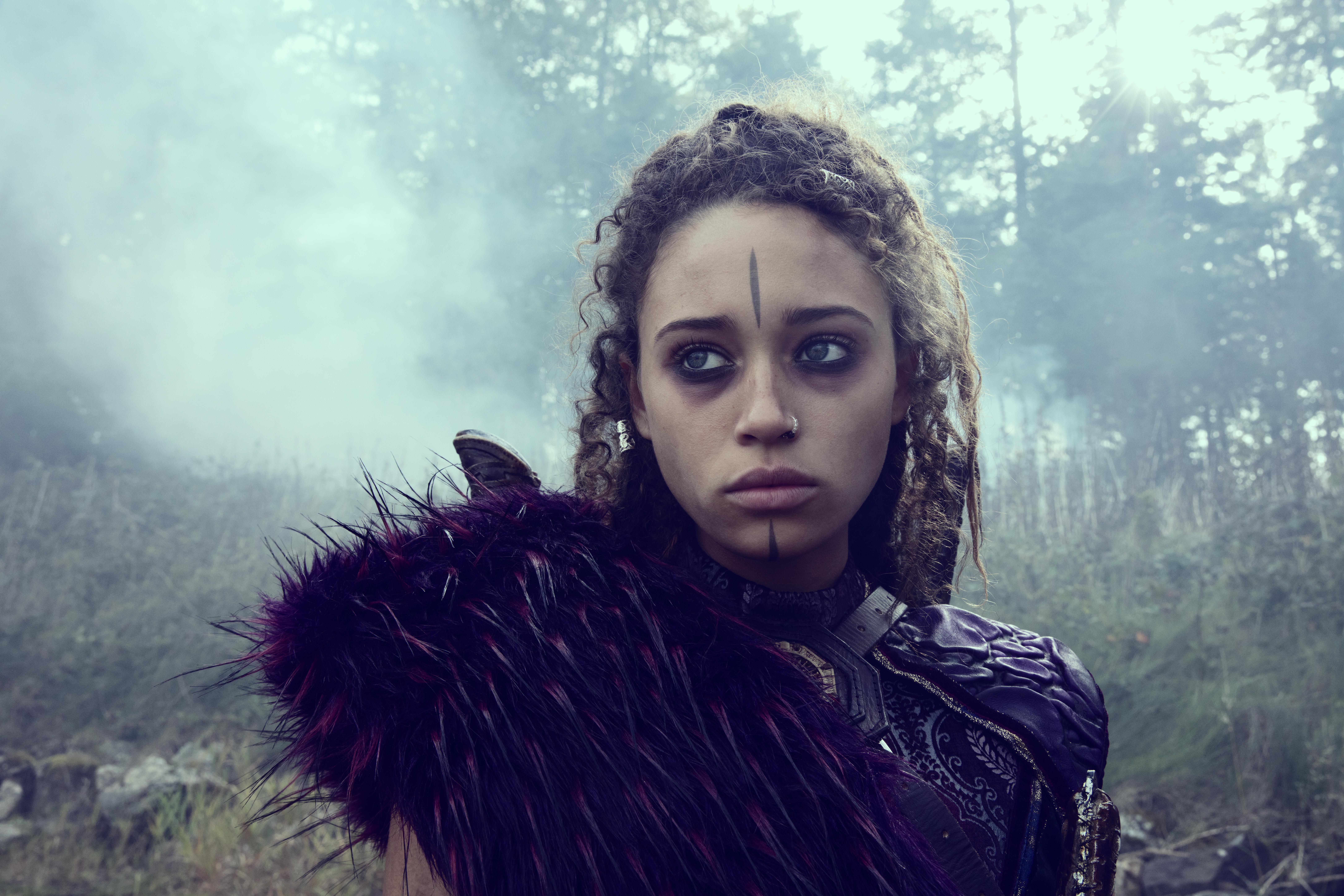 Ella-Rae Smith as Nix