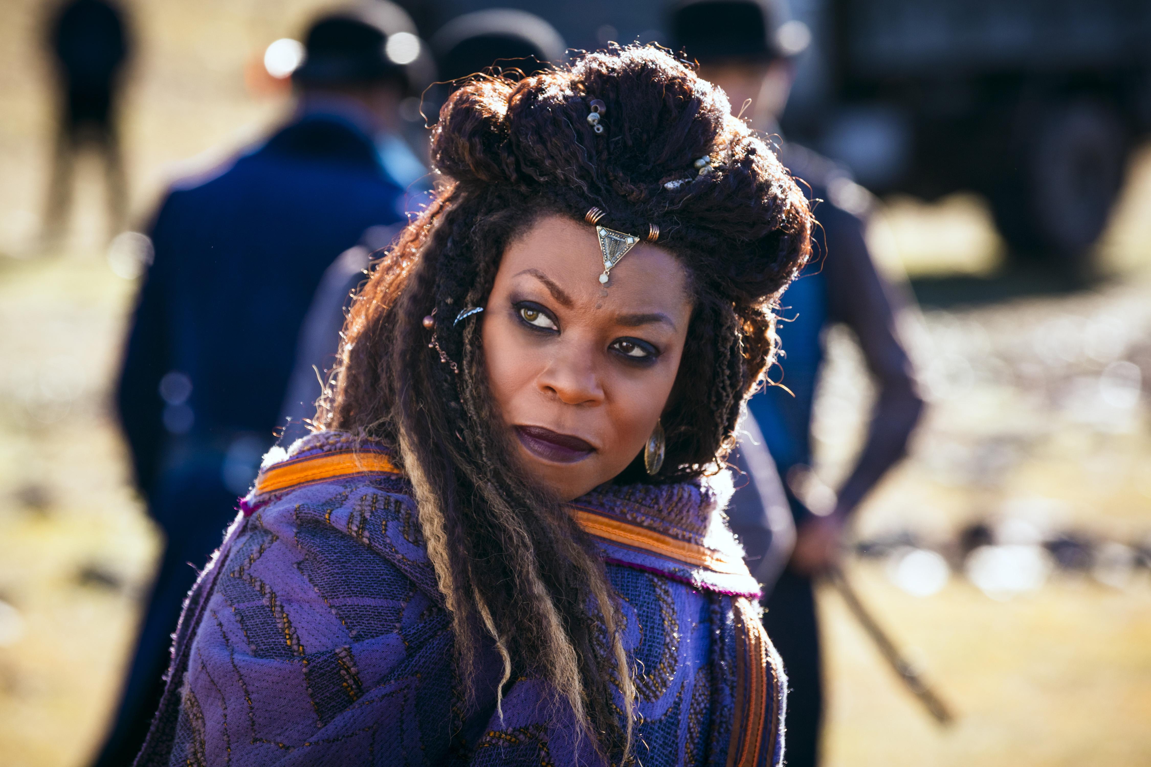 Lorraine Toussaint as Cressida (Aidan Monaghan/AMC)