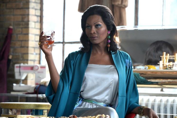 Dominique Jackson as Elektra Abundance (JoJo Whilden/FX)
