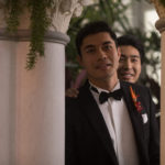 "Photo Credit: Sanja Bucko Caption: (L-R) HENRY GOLDING as Nick and CHRIS PANG as Colin in Warner Bros. Pictures' and SK Global Entertainment's and Starlight Culture's contemporary romantic comedy ""CRAZY RICH ASIANS,"" a Warner Bros. Pictures release."
