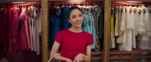 """Photo Credit: Sanja Bucko Caption: CONSTANCE WU as Rachel in Warner Bros. Pictures' and SK Global Entertainment's and Starlight Culture's contemporary romantic comedy """"CRAZY RICH ASIANS,"""" a Warner Bros. Pictures release."""