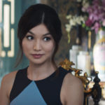 "CRA-FPTB-0154r Film Name: CRAZY RICH ASIANS Copyright: © 2018 WARNER BROS. ENTERTAINMENT INC. AND KIMMEL DISTRIBUTION, LLC Photo Credit: Sanja Bucko Caption: GEMMA CHAN as Astrid in Warner Bros. Pictures' and SK Global Entertainment's and Starlight Culture's contemporary romantic comedy ""CRAZY RICH ASIANS,"" a Warner Bros. Pictures release."