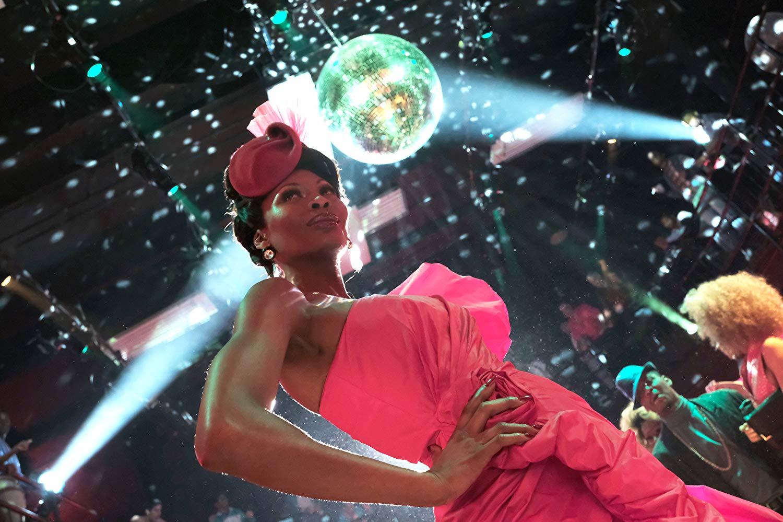 Dominique Jackson as Elektra Abundance (Photo credit: JoJo Whilden/FX)