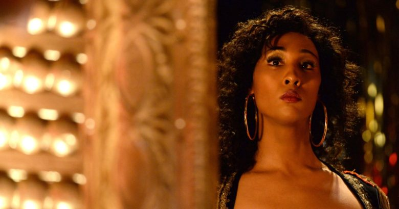 Mj Rodriguez as Blanca Evangelista. (Photo credit: JoJo Whilden/FX)