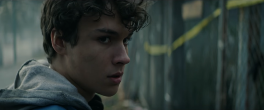 Benjamin Wadsworth as Marcus. (SyFy/Screencap)