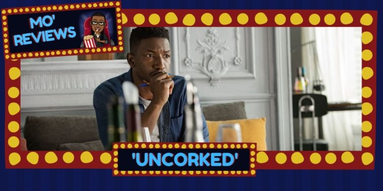 Mamadou Athie in Uncorked