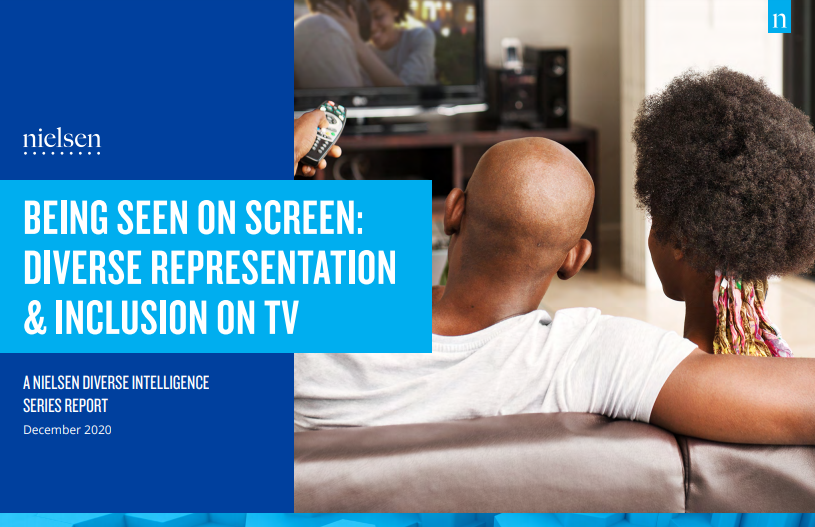 Being Seen on Screen: Diverse Representation & Inclusion on TV