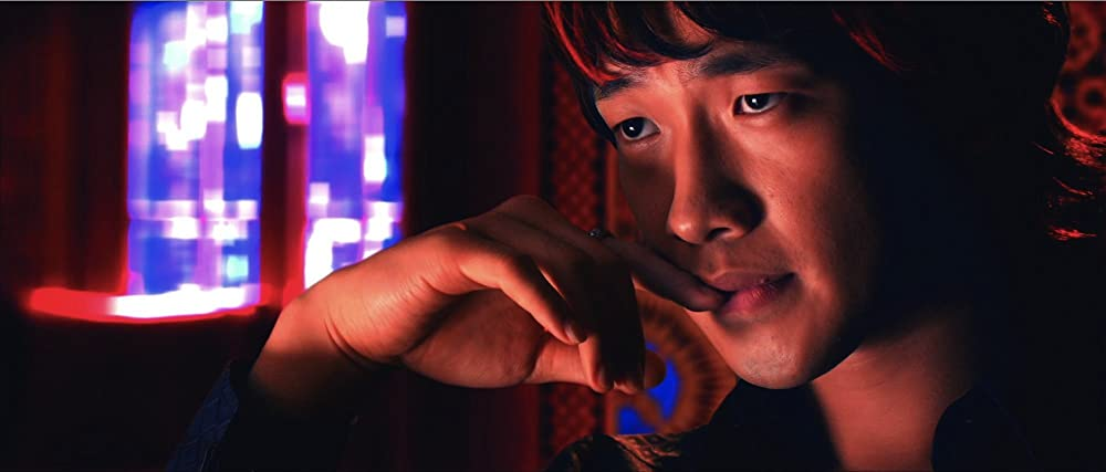Rain as Taejo Togokahn in Speed Racer. (Photo credit: Warner Bros.)