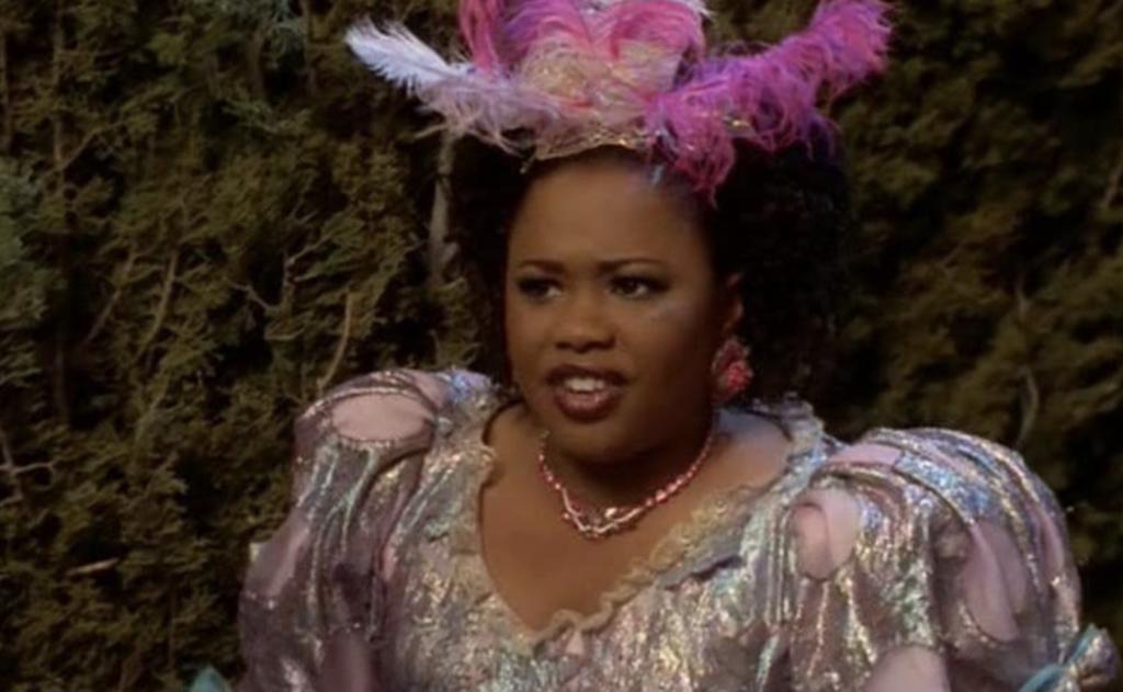 Natalie Desselle-Reid in Cinderella. (Photo credit: Disney/screencap)