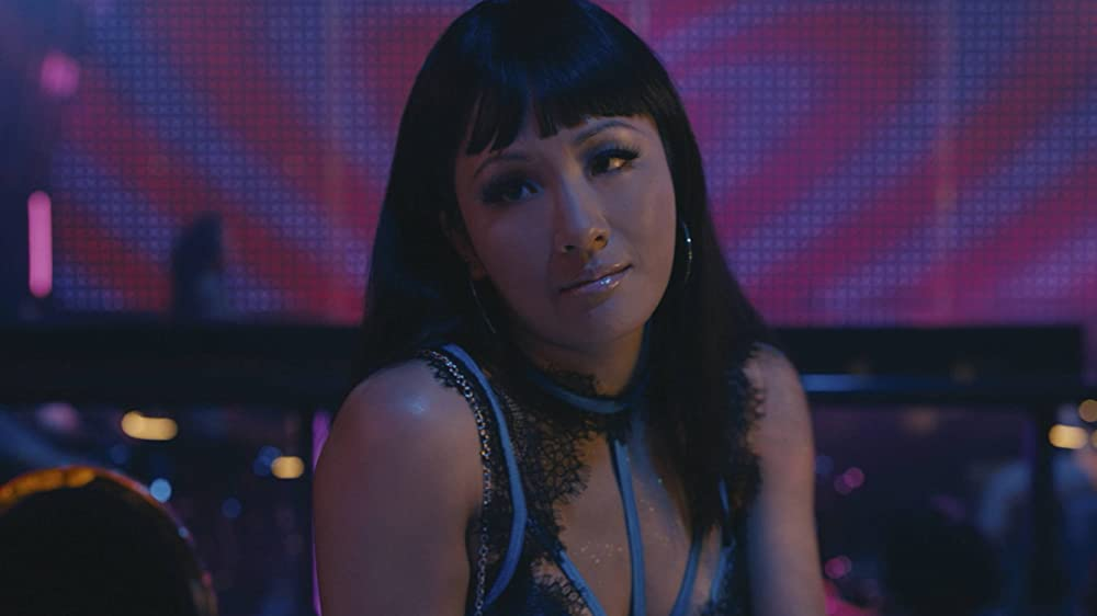 Constance Wu in Hustlers. (STX Entertainment)