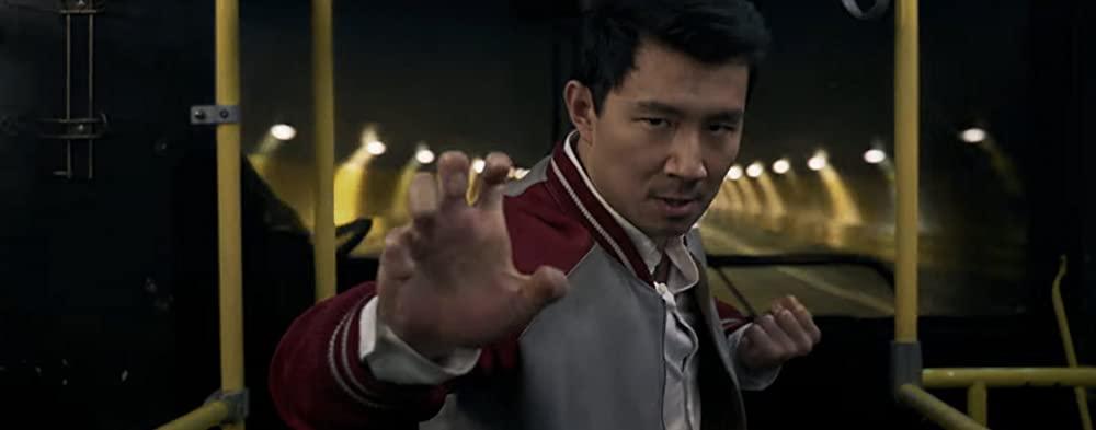 Simu Liu in Shang-Chi and the Legend of the Ten Rings (Marvel Studios/Disney)