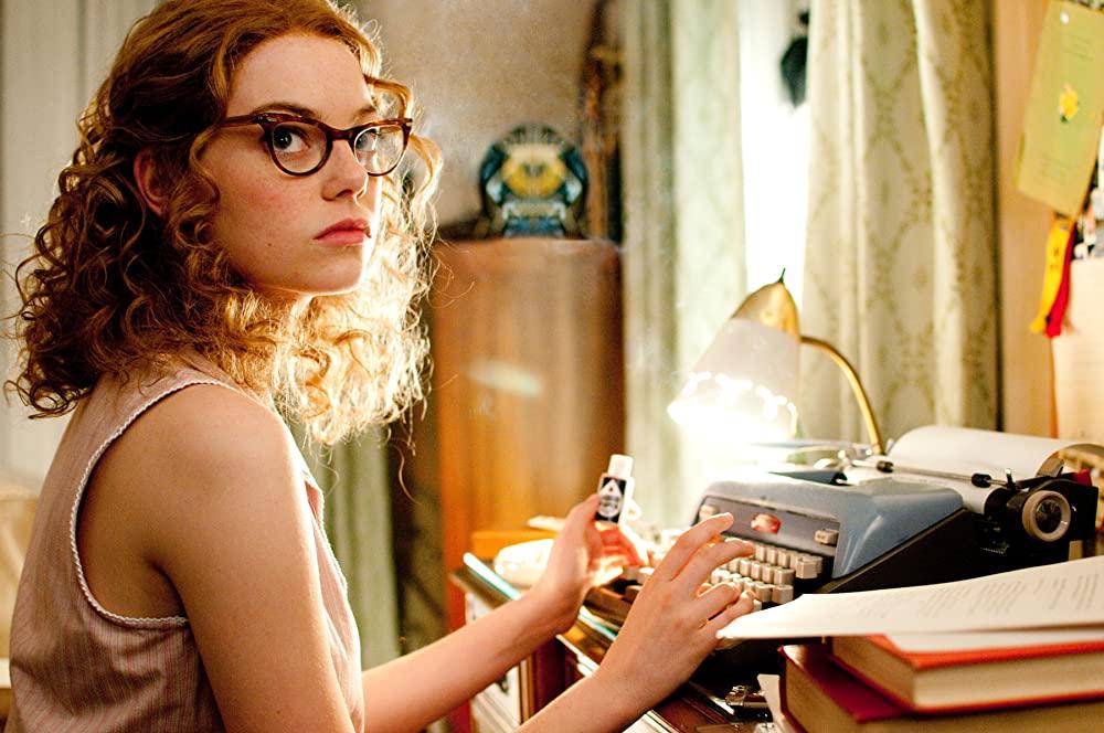 Emma Stone as Skeeter in The Help. (Dale Robinette/DreamWorks)